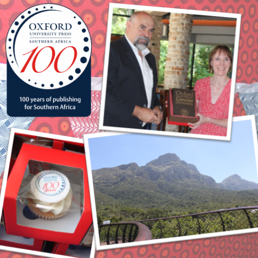 100 Years of Oxford University Press Southern Africa Blossoms at Kirstenbosch