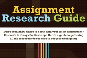 Assignement Research Guide Thumbnail