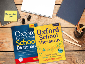 The perfect pair: dictionary and thesaurus